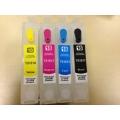 Pack 4 Tinteiros Alimentares Epson T18XL BK/C/M/Y
