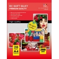 Papel Photo High Glossy Inkjet 10X15 R4 180g-50 Folhas