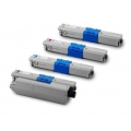 Toner Compativel OKI C310/330/510/530/561BK preto,44469803