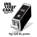 Tinteiro Alimentar Canon PGI-520BK preto
