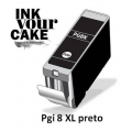 Tinteiro Alimentar Canon PGI5-BK XL preto