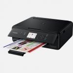 Impressora Alimentar A4 Canon Pixma TS5050 (Multifunções)