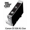 Tinteiro Alimentar Canon CLI-526BK preto