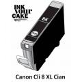 Tinteiro Alimentar Canon CLI-8BK XL preto