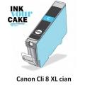Tinteiro Alimentar Canon CLI-571C XL Cian