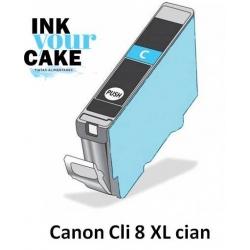 Tinteiro Alimentar Canon CLI-526C Cian
