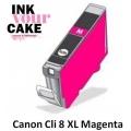 Tinteiro Alimentar Canon CLI-8M XL Magenta