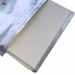 Folha de açucar A4 (Icing) liso para imprimir A4  (24Fls) Fina  (0,35-0,65 mm)