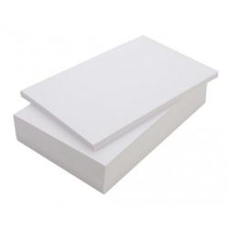 Folha hostia (Obreia) lisa para imprimir 12gr A4 (50Fls)