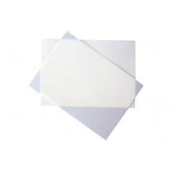 Folha hostia (Obreia) lisa fina para imprimir 6gr  A4  (50Fls)
